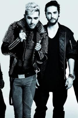 Tokio Hotel постер